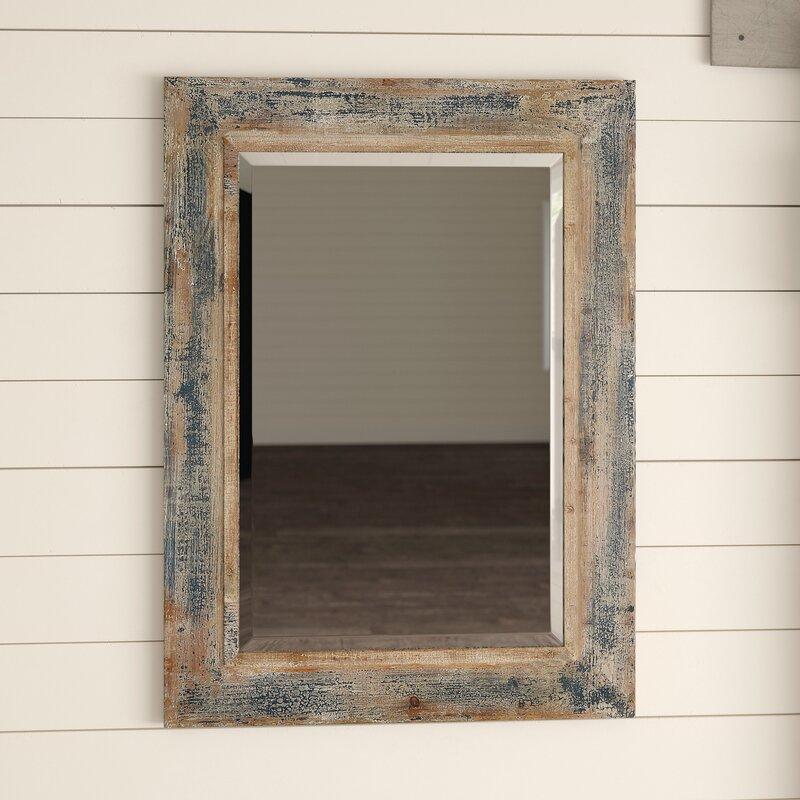 Janie Rectangular Wall Mirror Within Janie Rectangular Wall Mirrors (#12 of 20)
