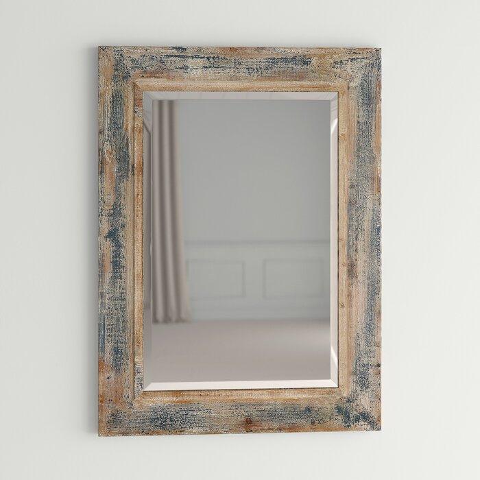 Janie Rectangular Wall Mirror Within Janie Rectangular Wall Mirrors (#11 of 20)