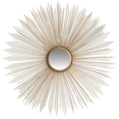 Jarrod Sunburst Accent Mirror Intended For Jarrod Sunburst Accent Mirrors (#8 of 20)