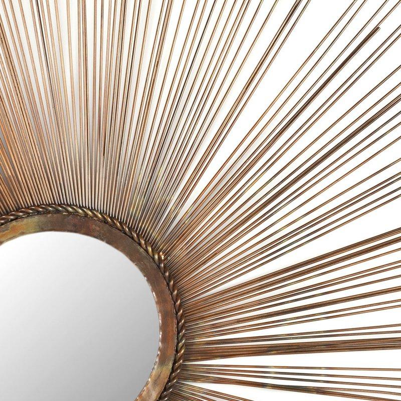 Jarrod Sunburst Accent Mirror With Regard To Jarrod Sunburst Accent Mirrors (#12 of 20)