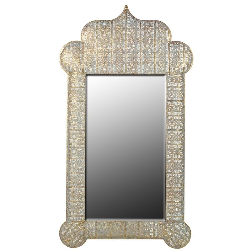Jasmine Wall Mirror | Hallway | Wall Mirrors Entryway Throughout Rectangle Ornate Geometric Wall Mirrors (#8 of 20)