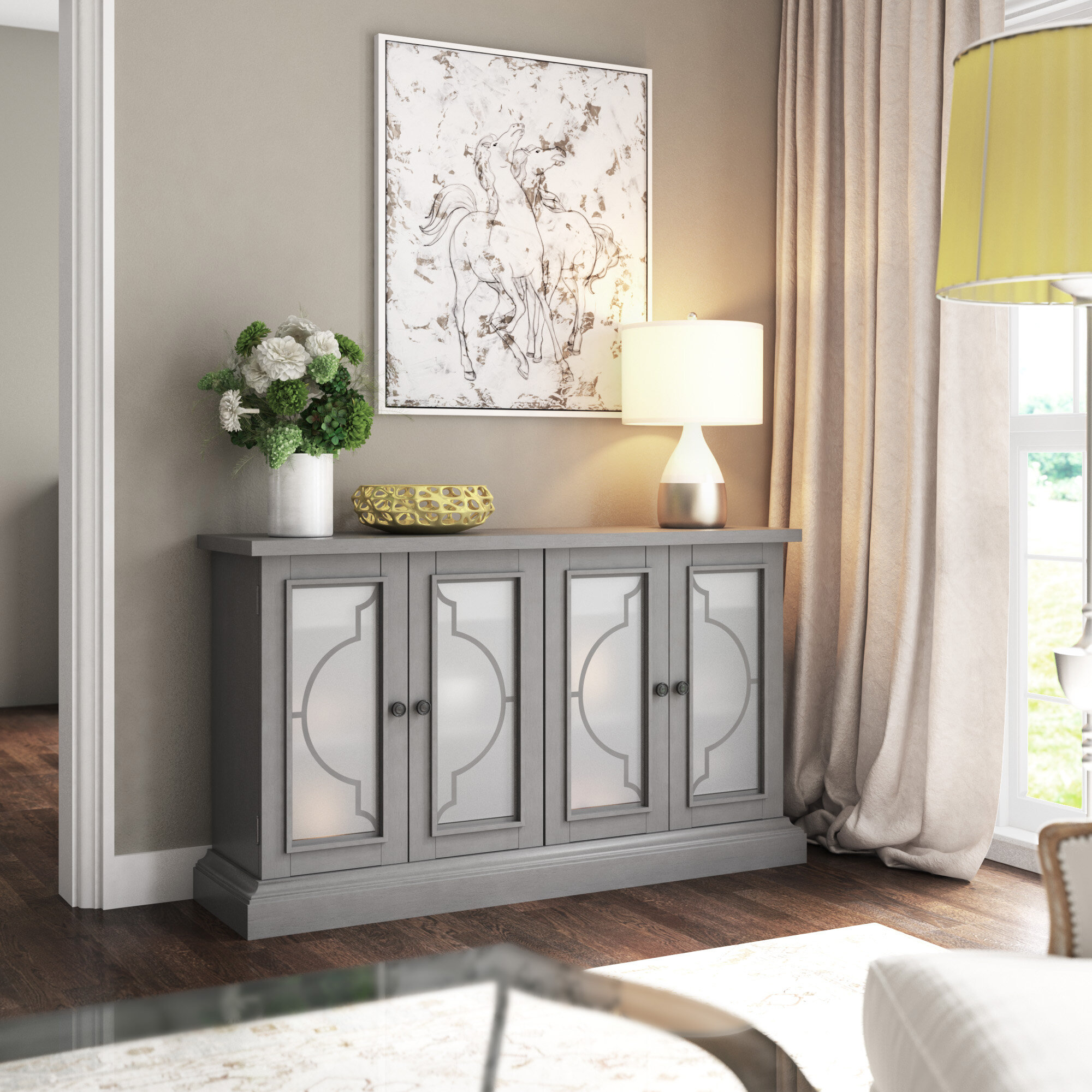 Popular Photo of Joyner Sideboards