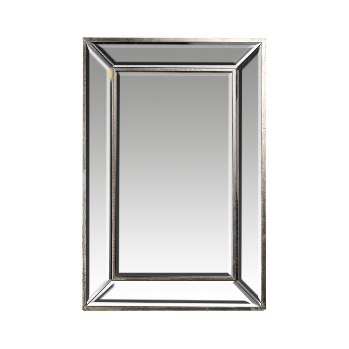 Kapp Rectangle Accent Wall Mirror In Rectangle Accent Wall Mirrors (View 10 of 20)
