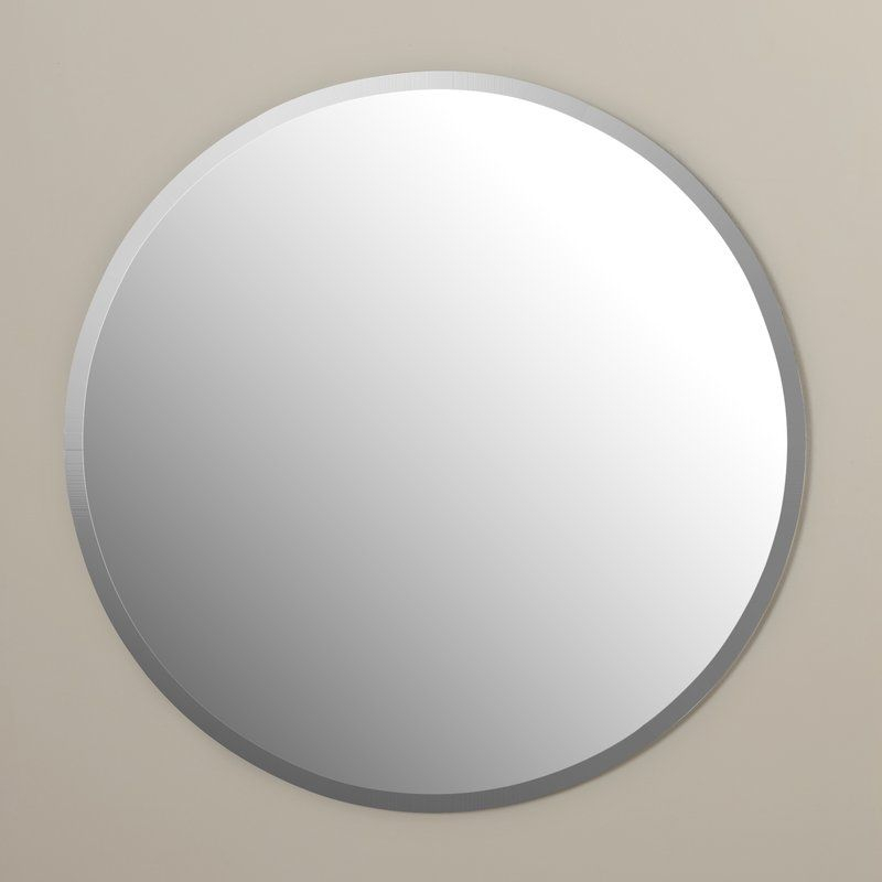 Kayden Accent Mirror | Casa Bella Ideas | Contemporary Wall Within Kayden Accent Mirrors (View 2 of 20)