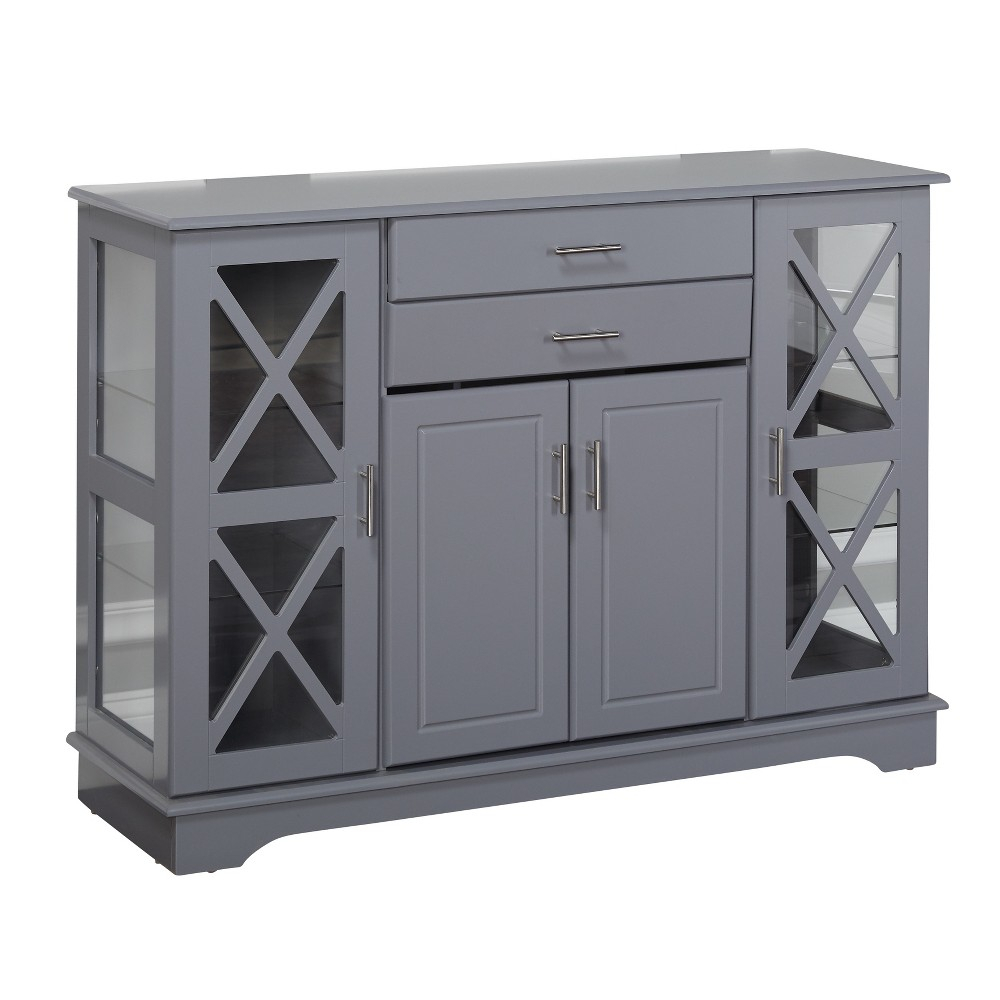 Kendall Buffet Gray – Buylateral | Products | Sideboard Pertaining To Most Recently Released Kendall Sideboards (#6 of 20)
