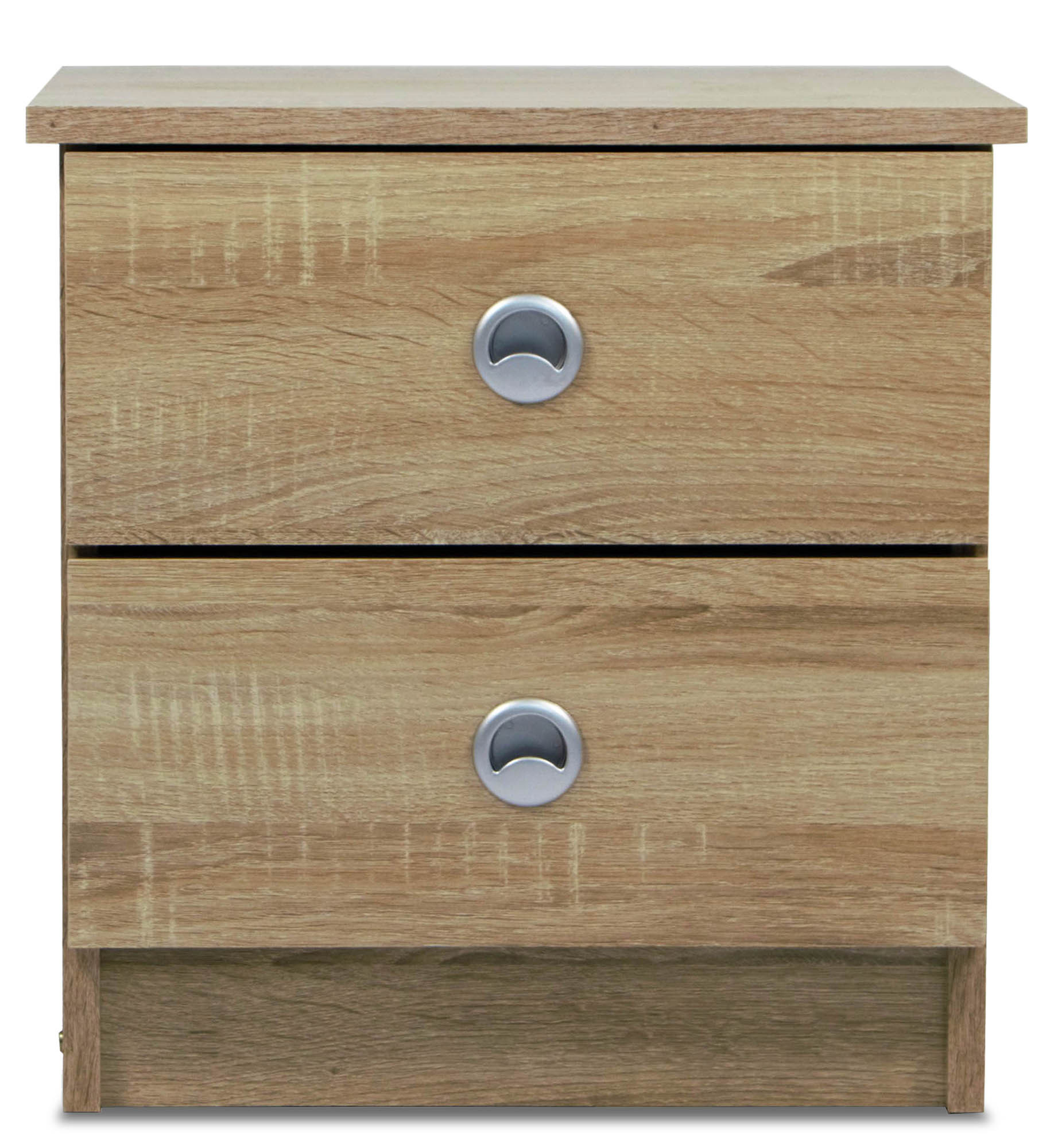 Kendall Side Table In Sonoma Oak Within Most Recently Released Kendall Sideboards (#7 of 20)