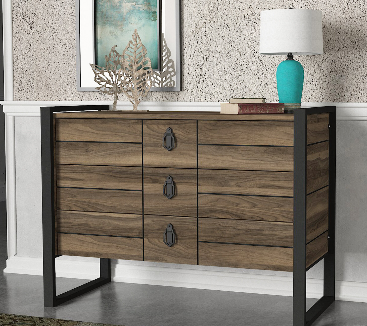 Kerwin Sideboard For Most Current Emmaline Sideboards (#14 of 20)