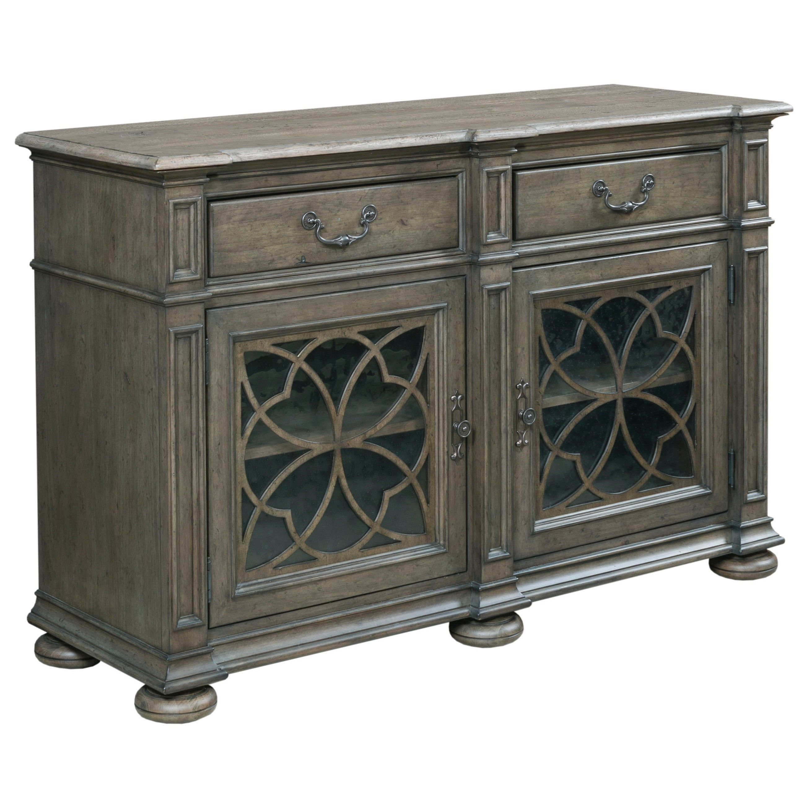 Kincaid Furniture Greyson Harper Two Door Buffet With Inside Most Recent Hayter Sideboards (View 13 of 20)