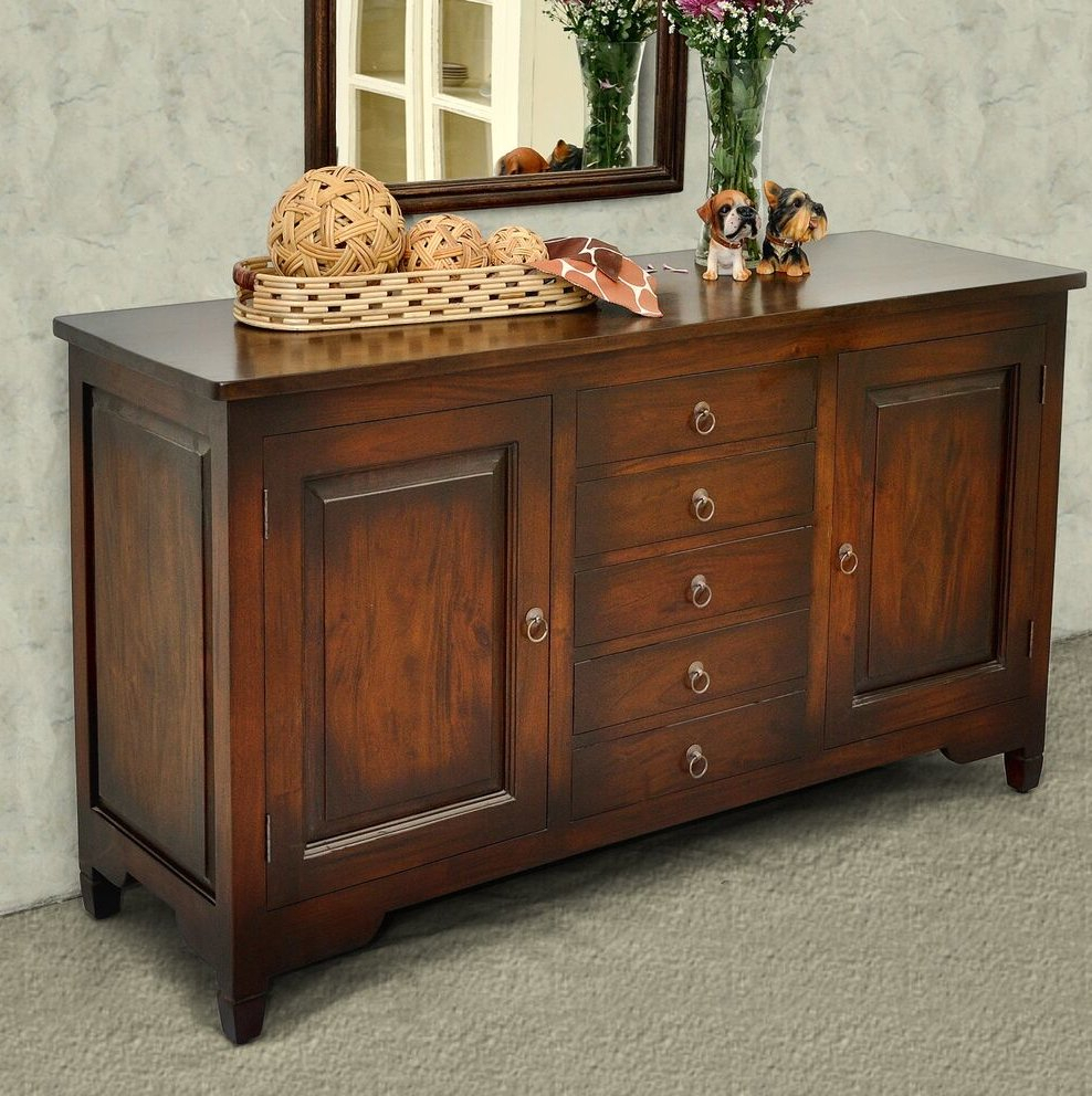 Kiska Sideboard Pertaining To Most Up To Date Palisade Sideboards (#7 of 20)