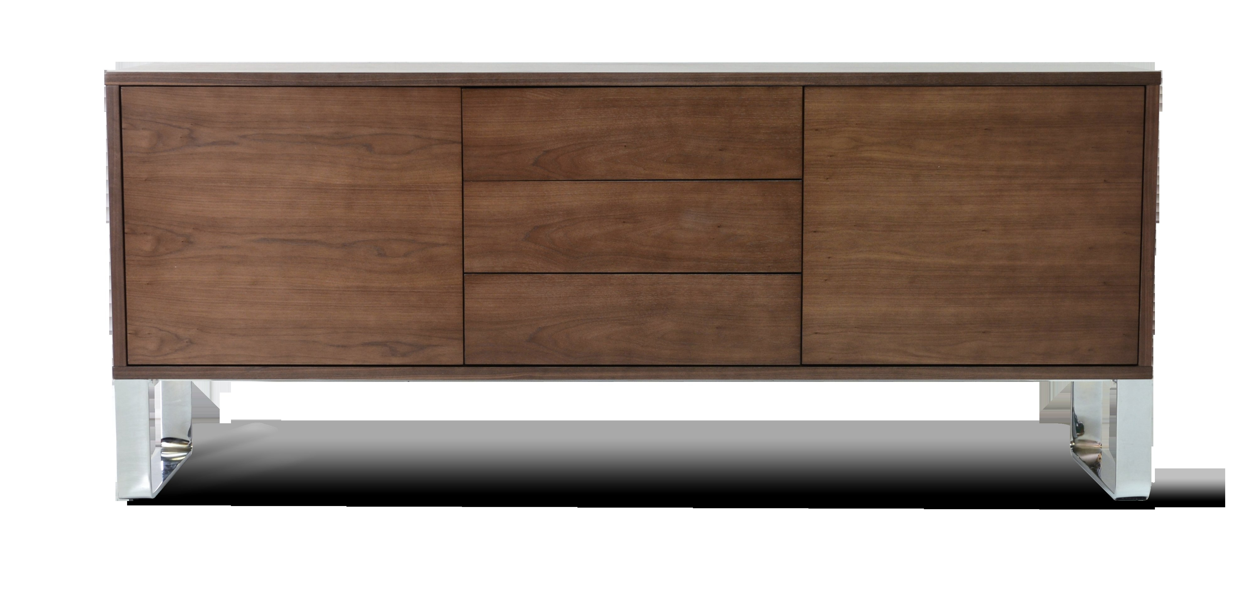 Lacquer Sideboard | Wayfair With Most Recent Emiliano Sideboards (#13 of 20)