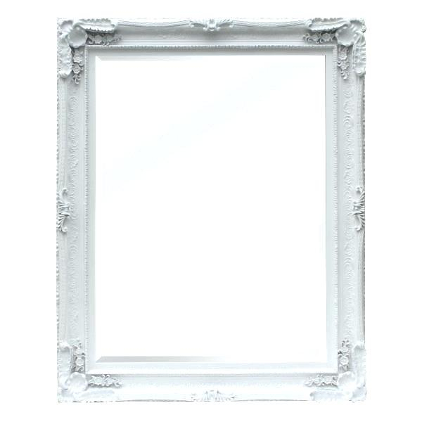 Large Ornate Black Wall Mirror – Fefisbaby With Rectangle Ornate Geometric Wall Mirrors (#9 of 20)
