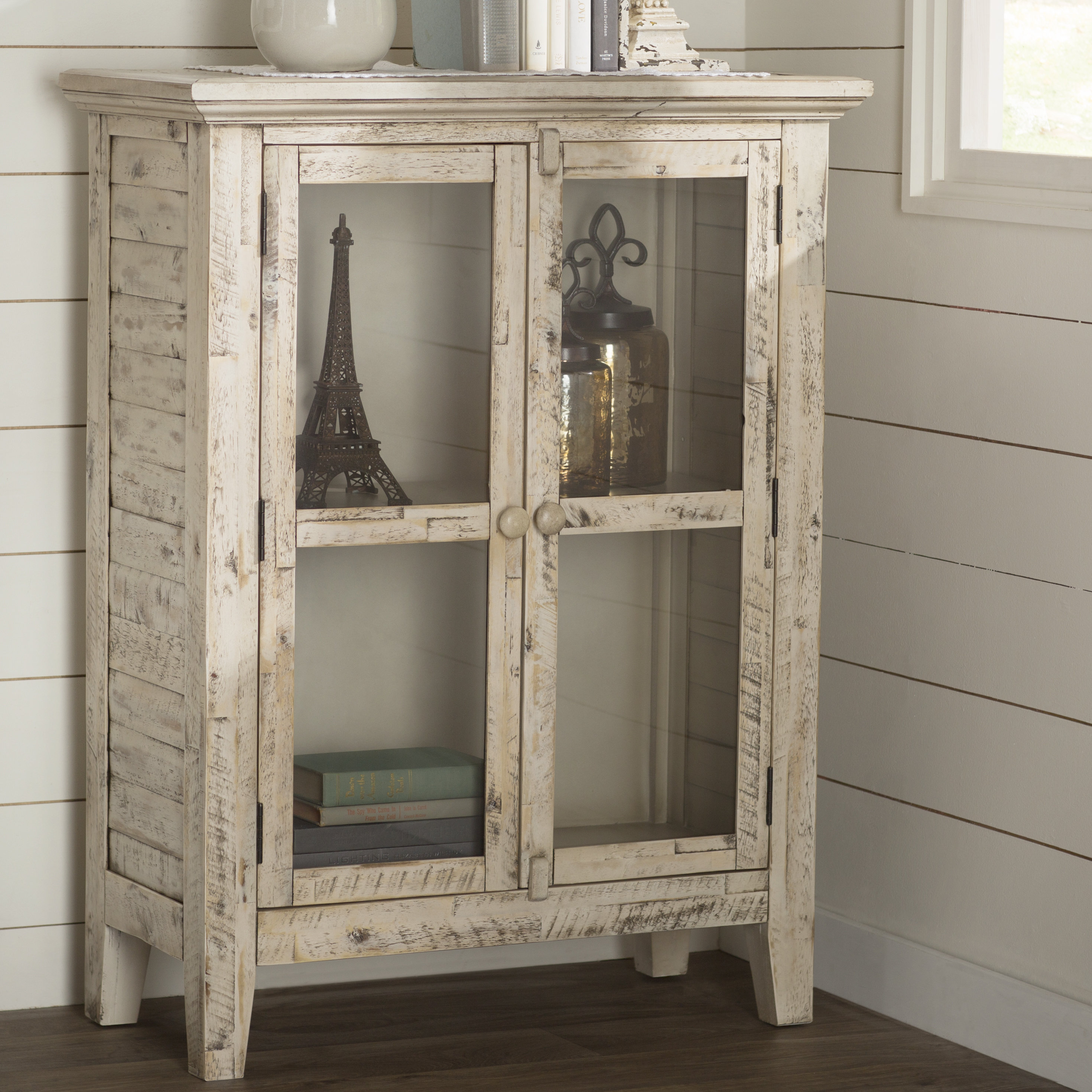 Inspiration about Lark Manor Eau Claire 2 Door Accent Cabinet For Best And Newest Eau Claire 6 Door Accent Cabinets (#10 of 20)