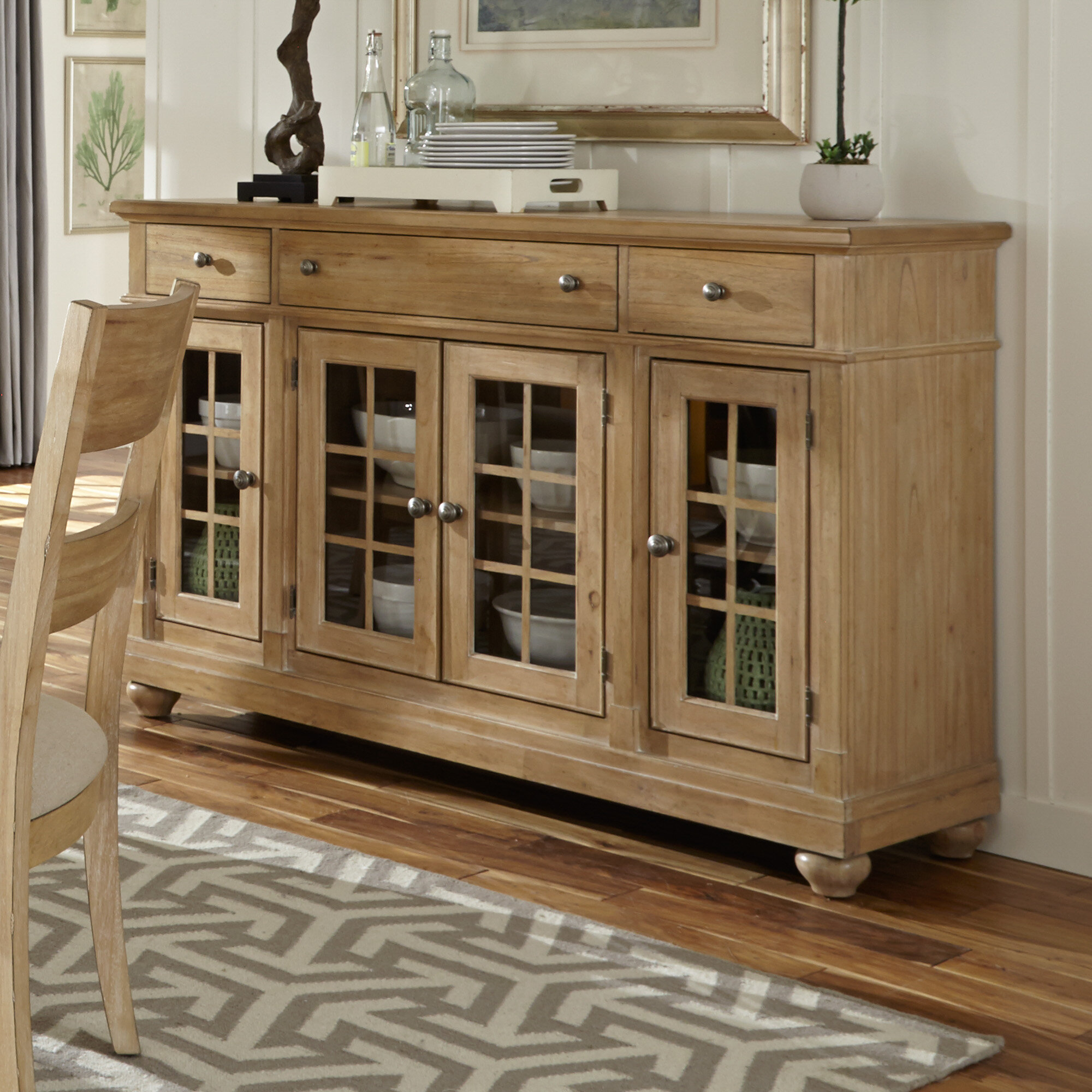 Lark Manor Saguenay Sideboard With Most Recent Saguenay Sideboards (View 10 of 20)