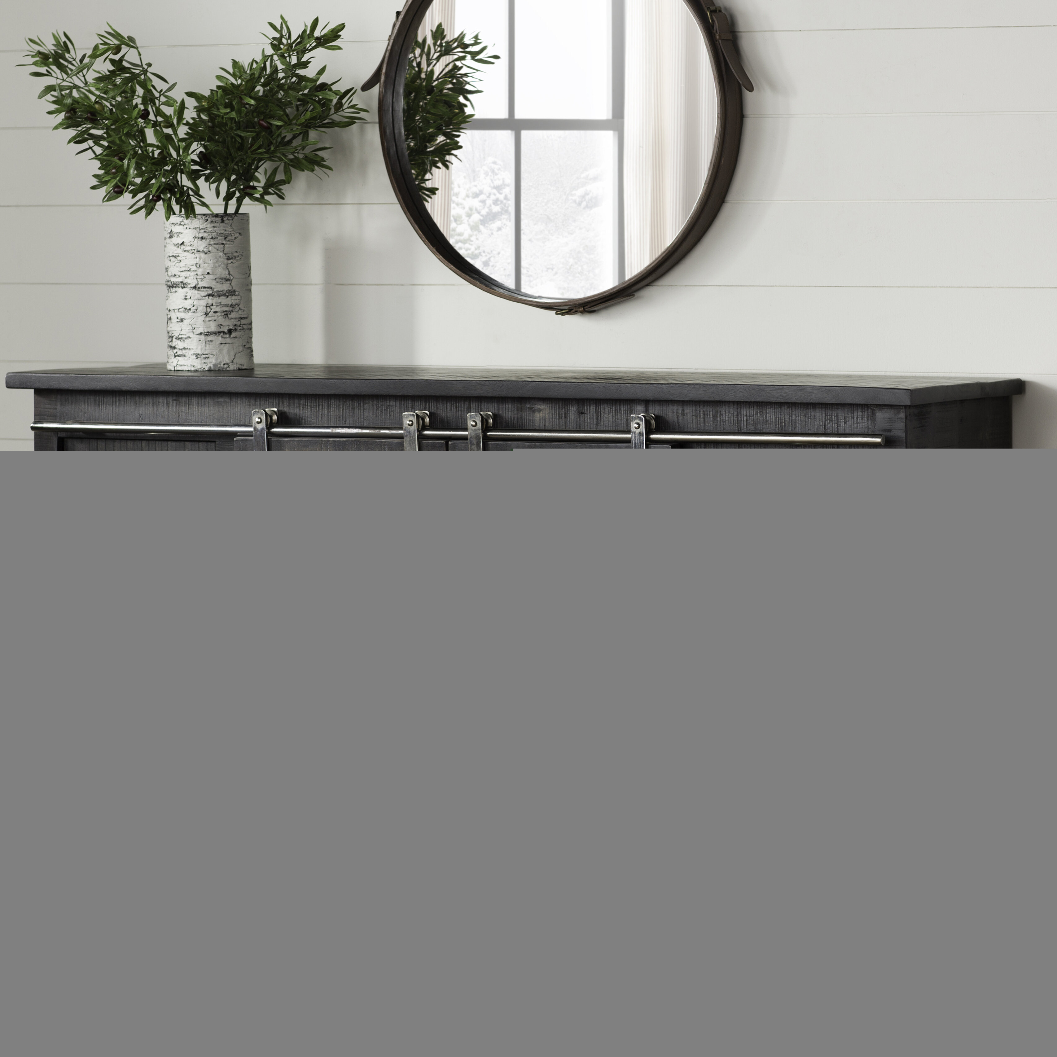 Laurel Foundry Modern Farmhouse Daub Credenza With Regard To Current Candide Wood Credenzas (View 16 of 20)