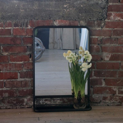 Laurel Foundry Modern Farmhouse Peetz Accent Mirror Intended For Peetz Modern Rustic Accent Mirrors (#3 of 20)