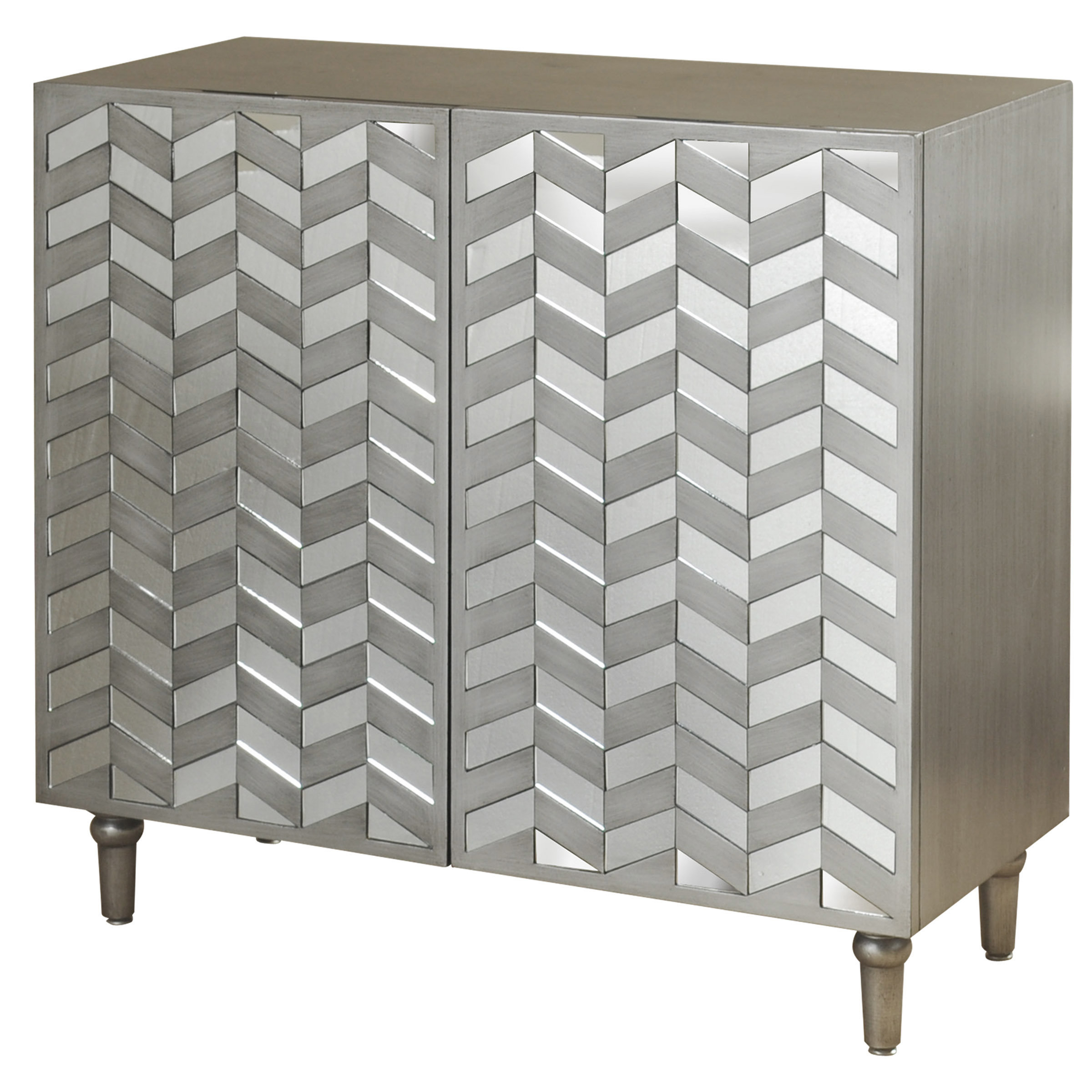 Leticia Credenza With Regard To Most Up To Date Bremner Credenzas (View 10 of 20)