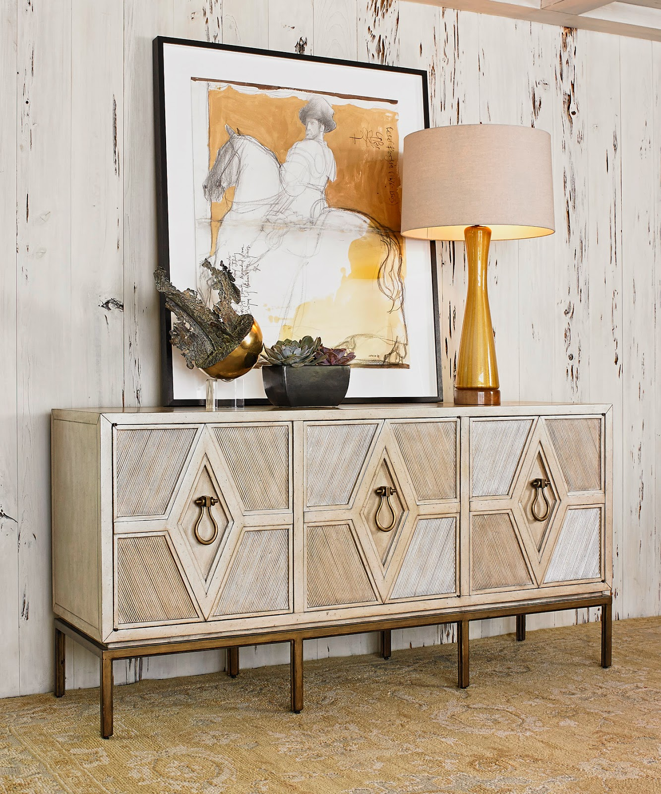 Lisa Mende Design: Ambella Home New Designs For Fall 2014 For Recent Upper Stanton Sideboards (#11 of 20)