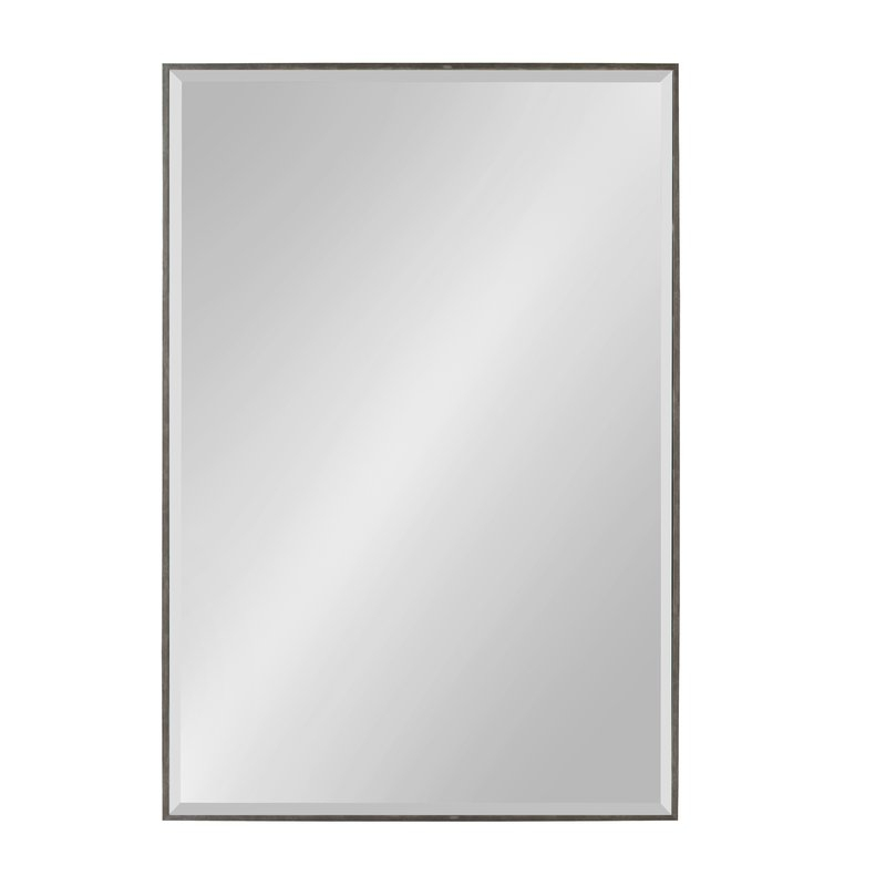 Logsdon Traditional Beveled Accent Mirror Intended For Kayden Accent Mirrors (View 14 of 20)