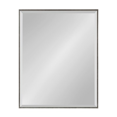 Logsdon Traditional Beveled Accent Mirror Within Traditional Beveled Accent Mirrors (#7 of 20)