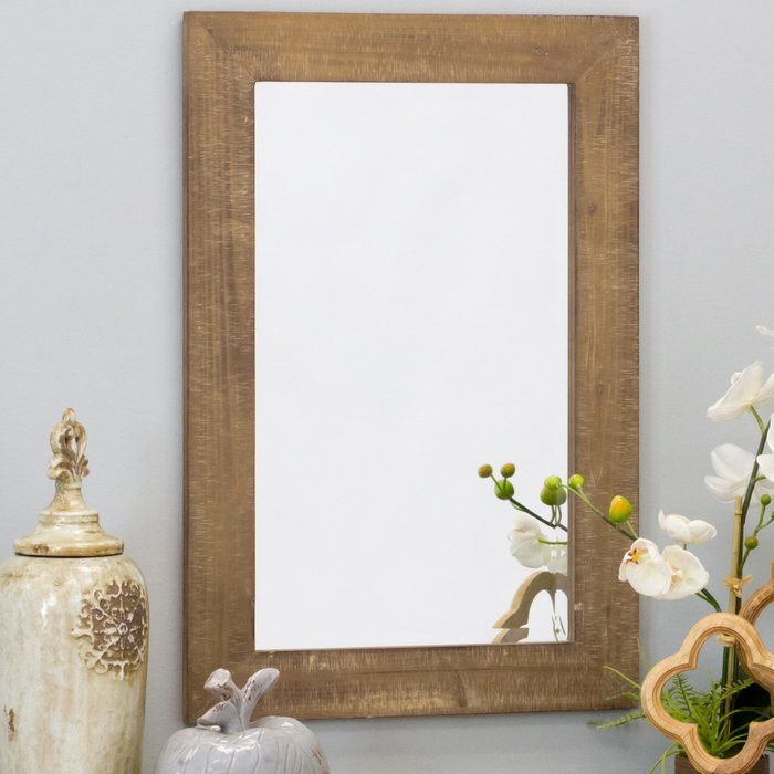 Longwood Wall Mirror In Bartolo Accent Mirrors (View 11 of 20)