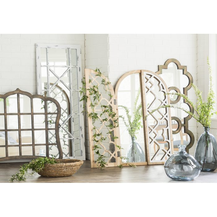 Louca Accent Mirror Pertaining To Juliana Accent Mirrors (View 18 of 20)