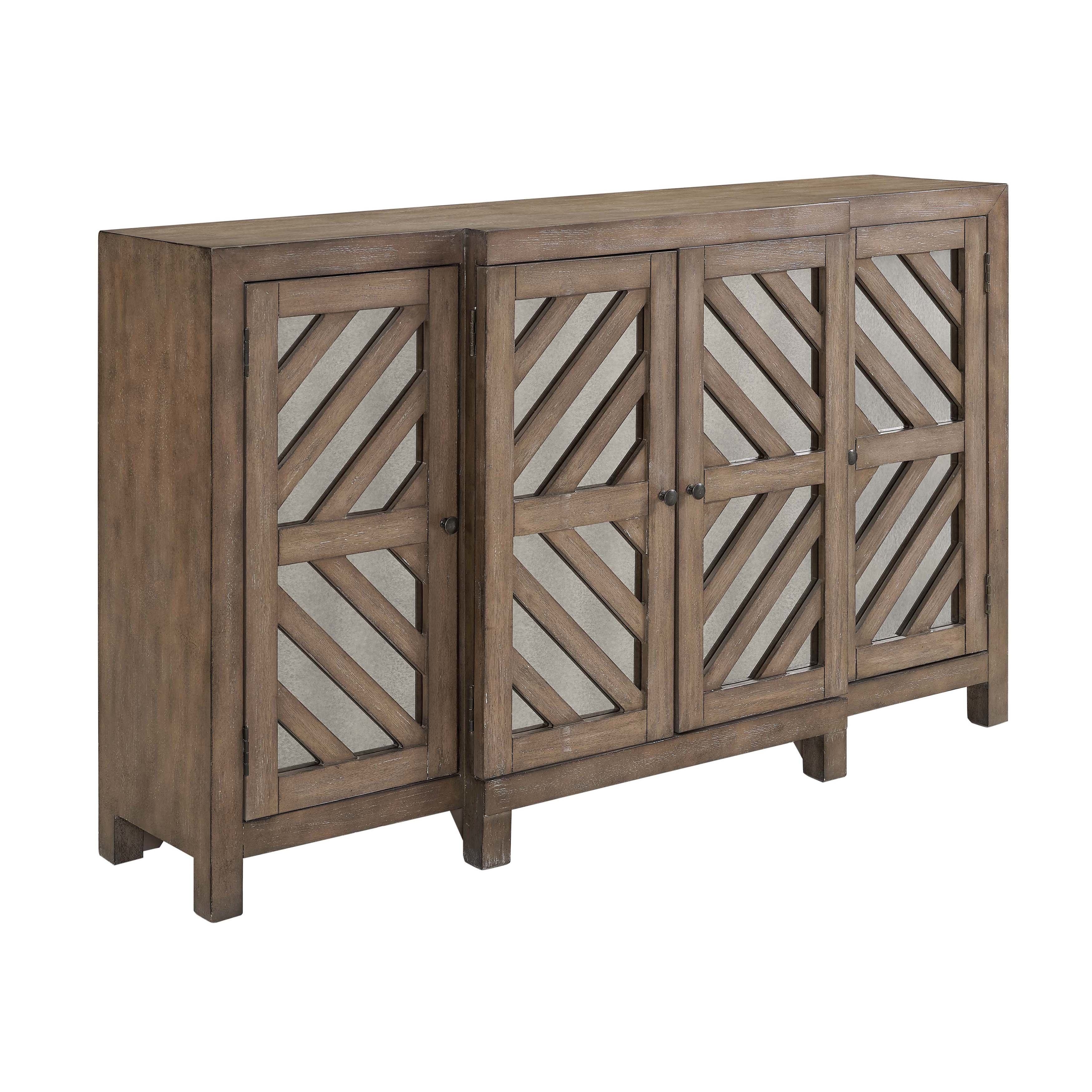 Lowrey Credenza & Reviews | Joss & Main Within Latest Kendall Sideboards (#11 of 20)