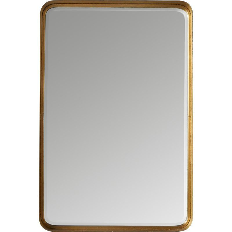 Lugo Rectangle Accent Mirror In 2019 | Sloan | Oversized Inside Rectangle Accent Mirrors (#16 of 20)