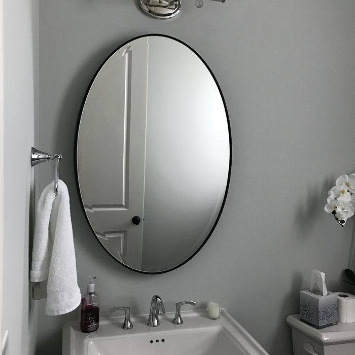 Luna Accent Mirror In 2019 |  House   Master Bathroom | Mirror Intended For Luna Accent Mirrors (#4 of 20)