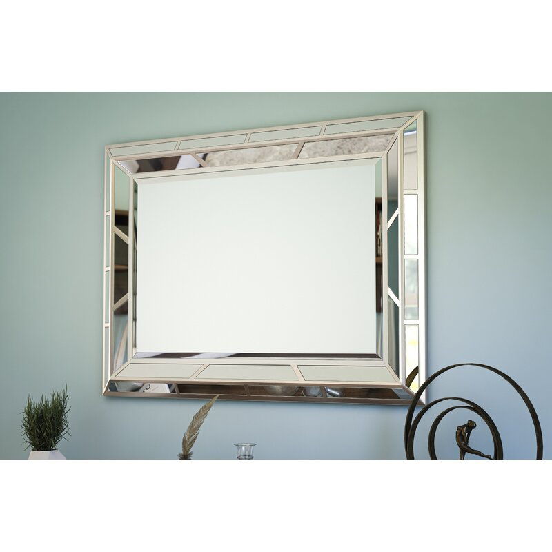 Lynn Accent Mirror Inside Ansgar Accent Mirrors (#14 of 20)