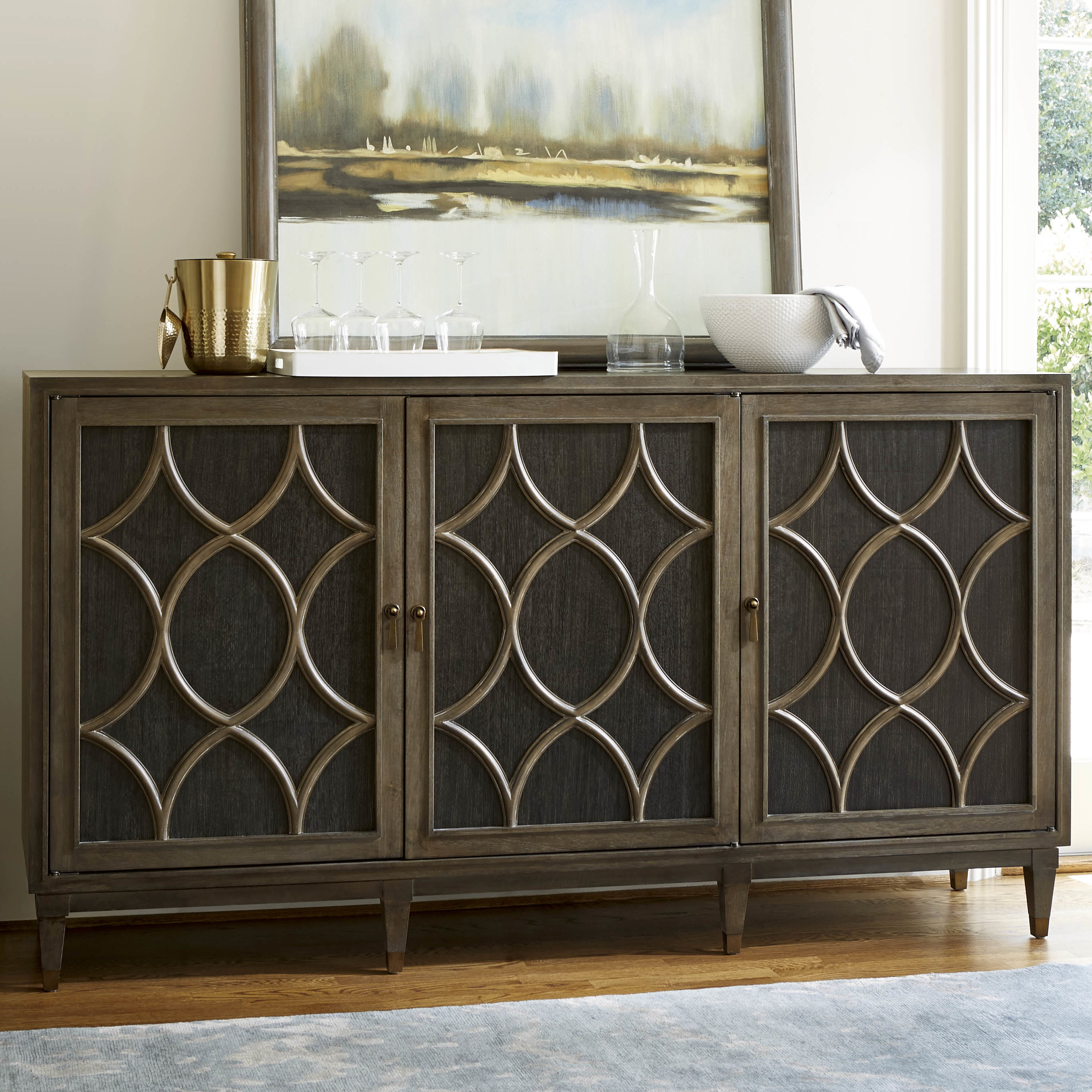 Inspiration about Massimo Sideboard With Latest Adelbert Credenzas (#20 of 20)