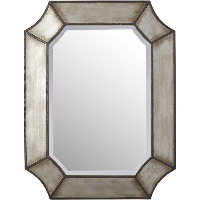 Maude Accent Mirror | Bathrooms | Mirror, Wall Design, Home Intended For Maude Accent Mirrors (#12 of 20)