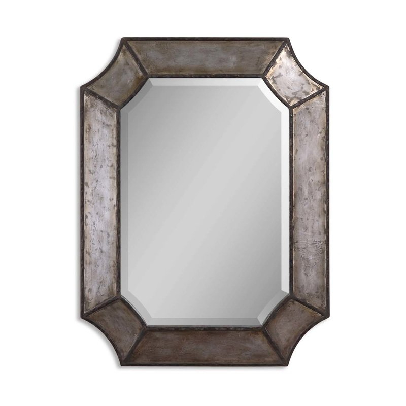 Inspiration about Maude Accent Mirror With Regard To Maude Accent Mirrors (#6 of 20)