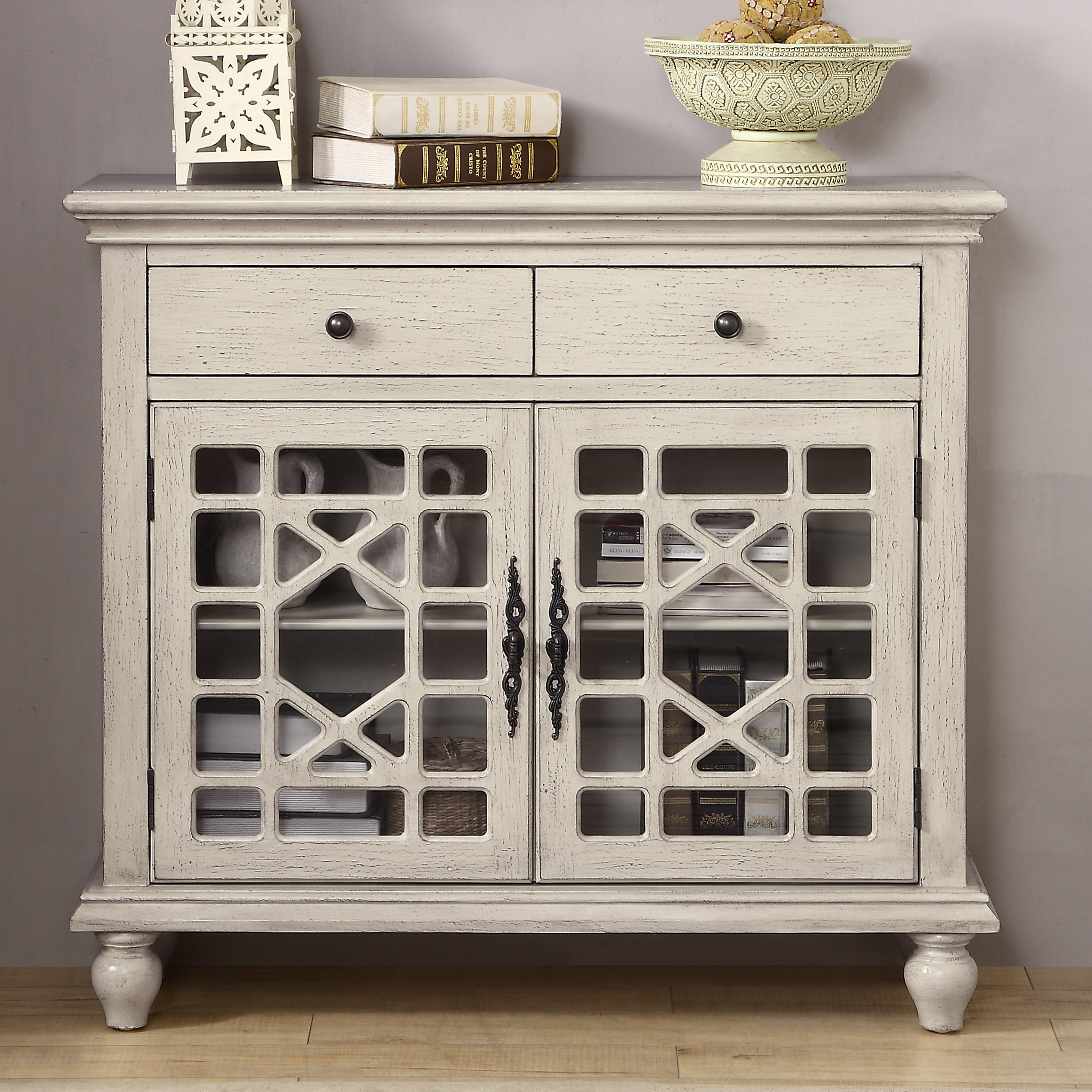 Inspiration about Mauldin 2 Door Cabinet Intended For Latest Mauldin Sideboards (#17 of 20)