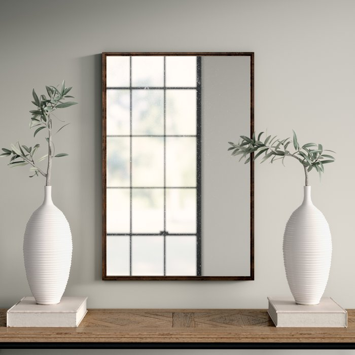 Maureen Traditional Accent Mirror With Regard To Traditional Accent Mirrors (#8 of 20)