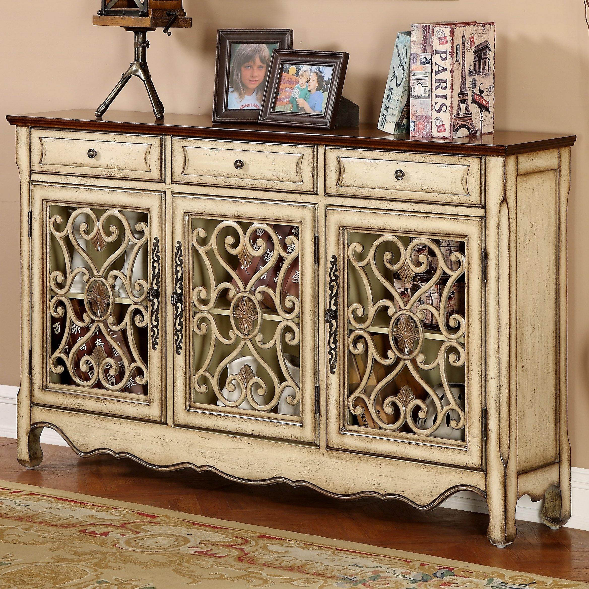 Inspiration about Mauzy Sideboard Regarding Recent Mauzy Sideboards (#5 of 20)
