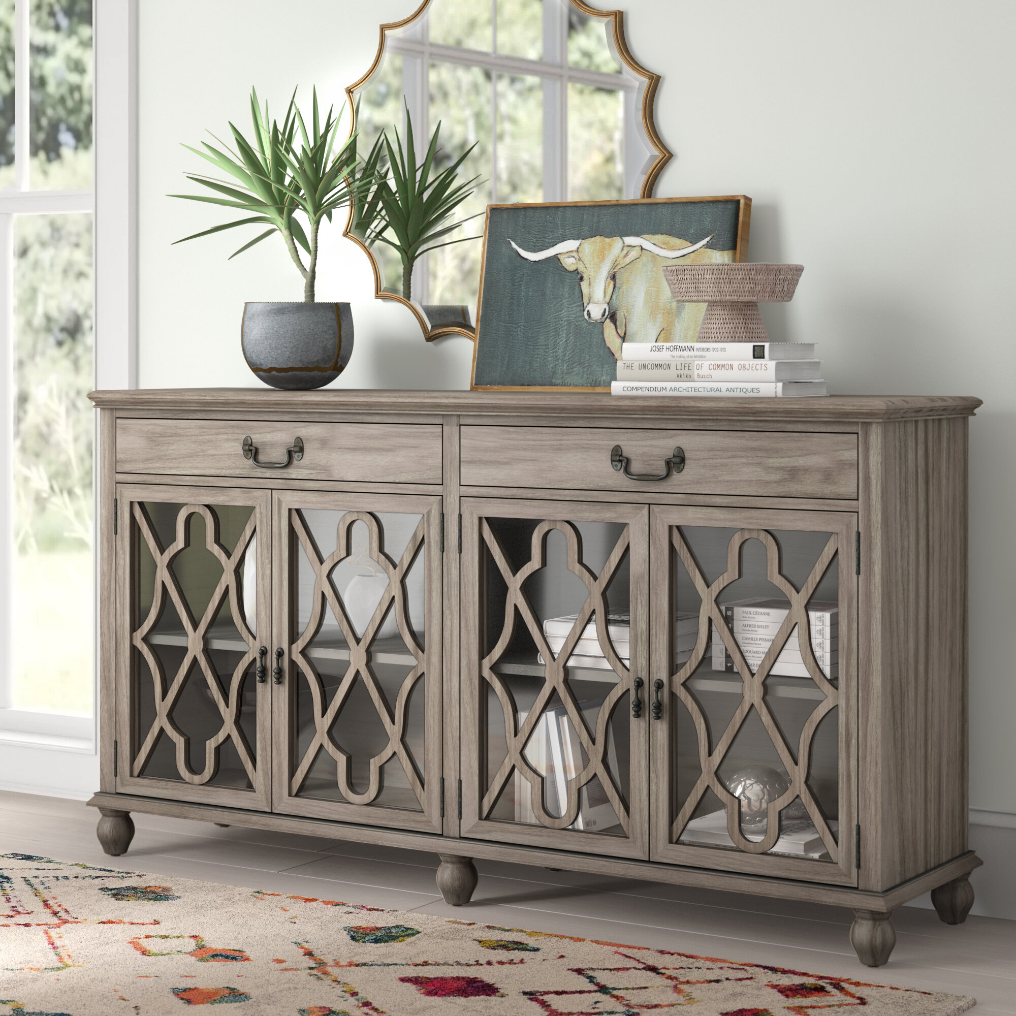 Inspiration about Mayra Sideboard Intended For Most Up To Date Mauzy Sideboards (#9 of 20)