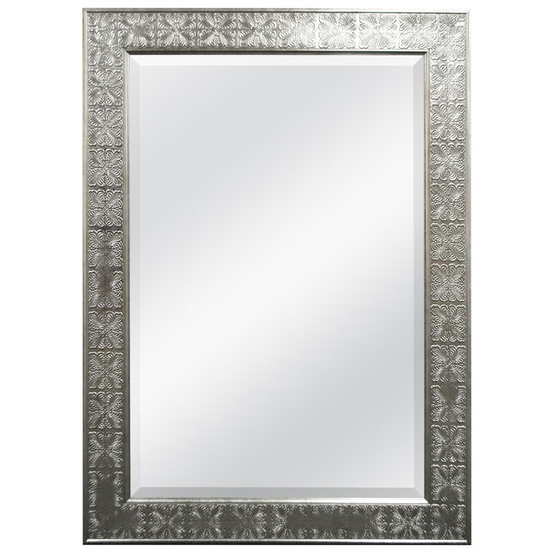 Inspiration about Medallion Accent Mirror Regarding Medallion Accent Mirrors (#2 of 20)