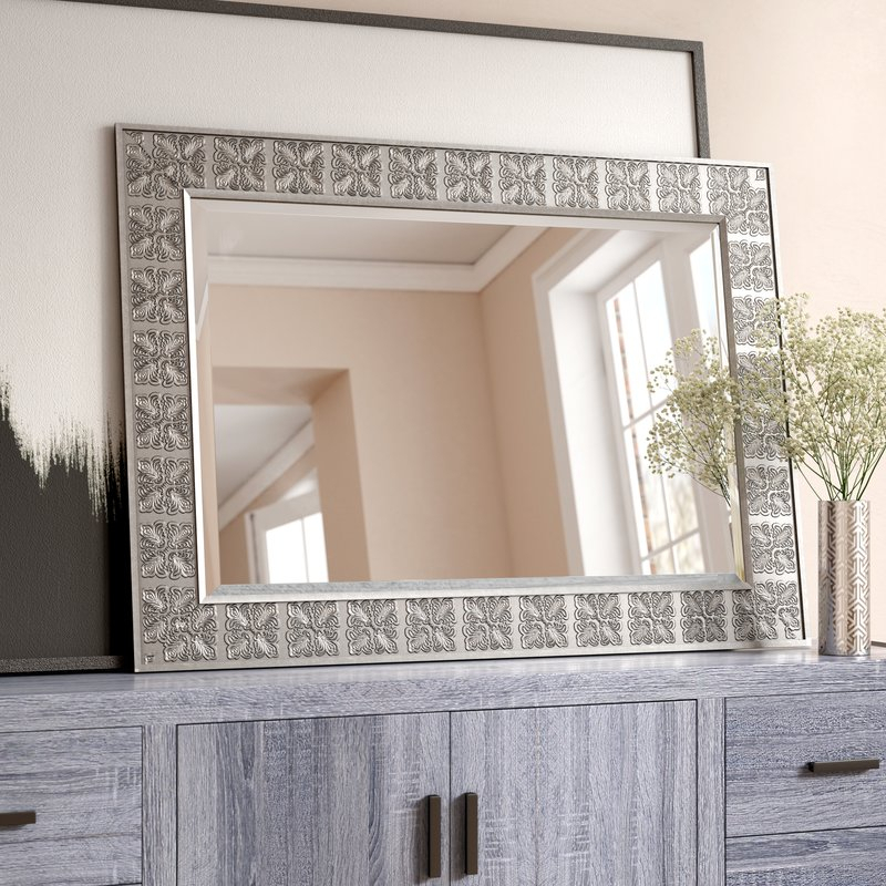 Inspiration about Medallion Accent Mirror With Medallion Accent Mirrors (#1 of 20)