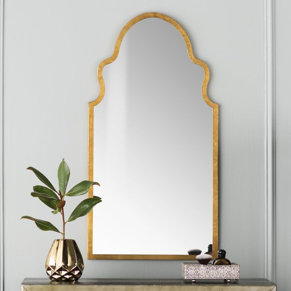 Menachem Modern & Contemporary Accent Mirror In Menachem Modern & Contemporary Accent Mirrors (#8 of 20)
