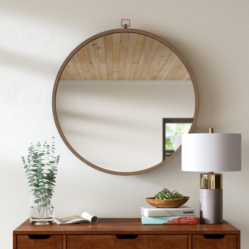 Inspiration about Minerva Accent Mirror Intended For Minerva Accent Mirrors (#6 of 20)