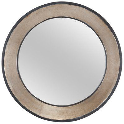Inspiration about Minerva Accent Mirror | Mirrors | Round Wall Mirror With Regard To Minerva Accent Mirrors (#19 of 20)