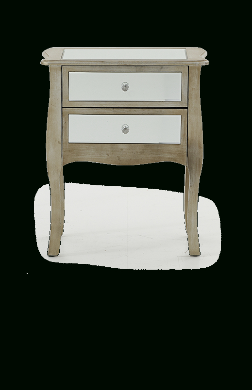 Inspiration about Mirror And Wood Accent Chest Inside Wood Accent Mirrors (#16 of 20)