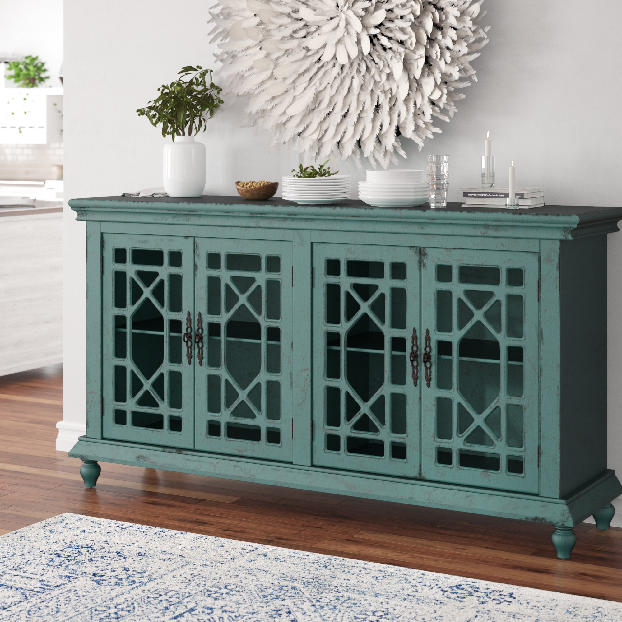 Mistana Legend Sideboard Within Most Popular Tott And Eling Sideboards (#11 of 20)
