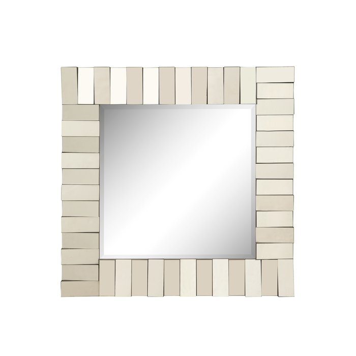 Modern & Contemporary Beveled Wall Mirror Inside Modern & Contemporary Beveled Wall Mirrors (View 5 of 20)