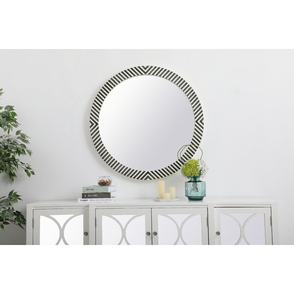 Modern & Contemporary Chevron Mirror | Allmodern Intended For Derick Accent Mirrors (#16 of 20)