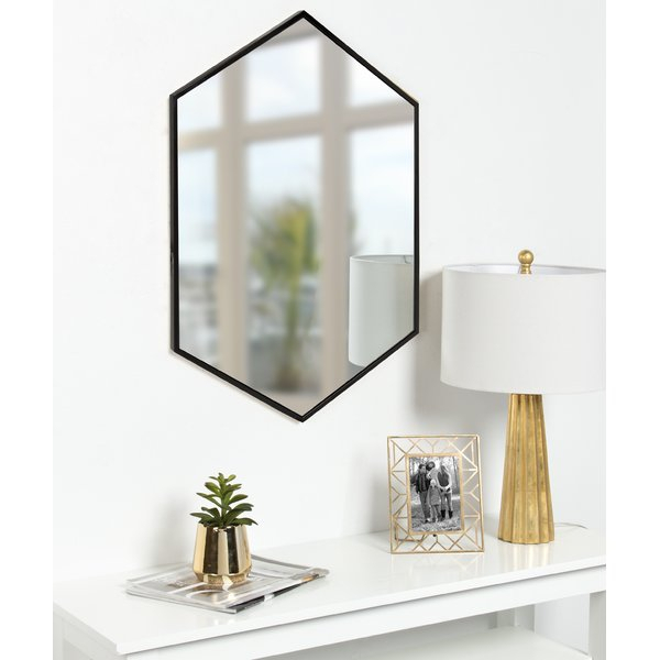 Modern & Contemporary Contemporary Wall Mirror | Allmodern Inside Colton Modern & Contemporary Wall Mirrors (#19 of 20)