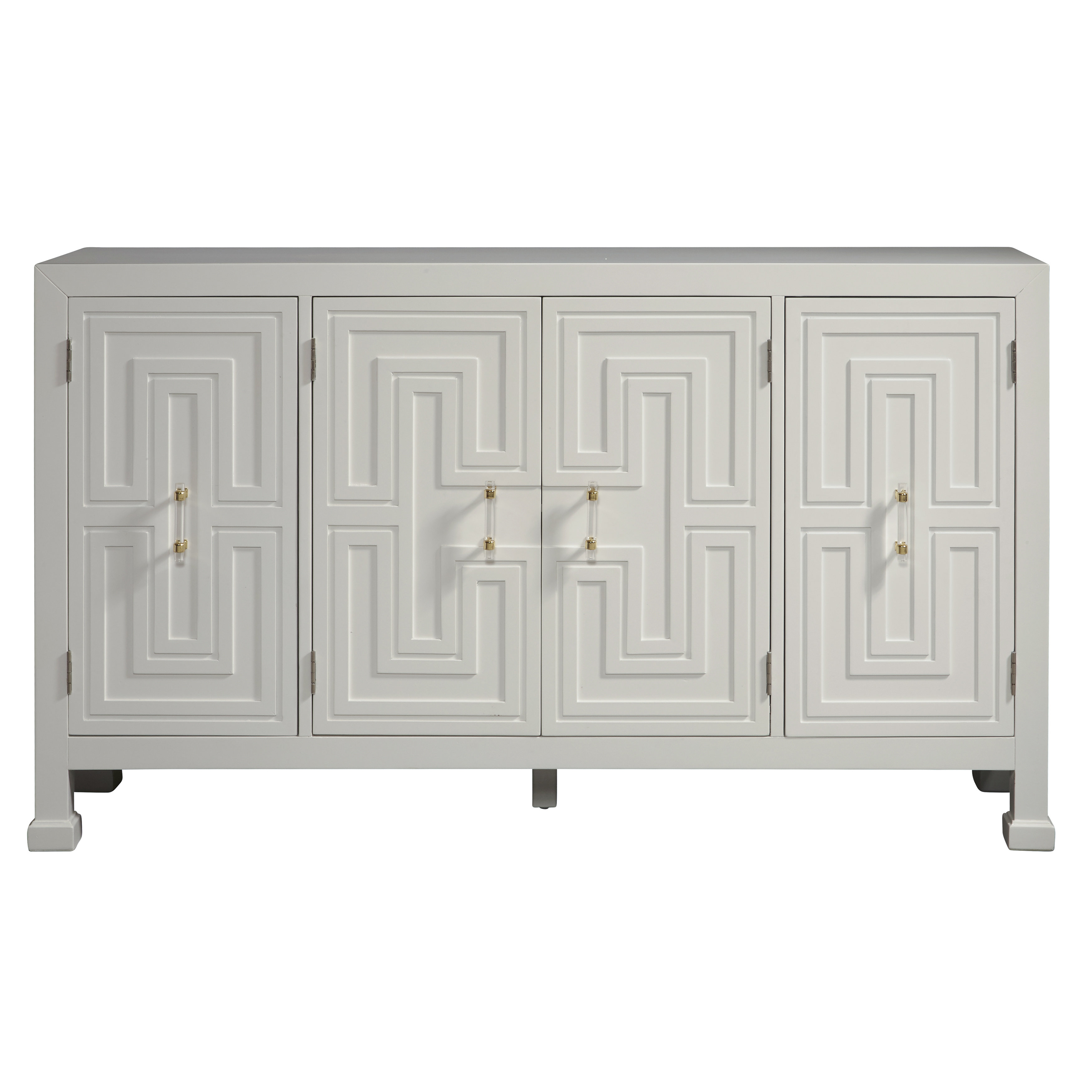 Inspiration about Modern & Contemporary Deny Credenza | Allmodern Pertaining To Newest Lowrey Credenzas (#13 of 20)