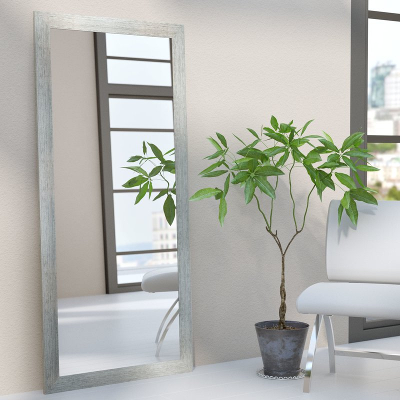 Modern & Contemporary Full Length Mirror Regarding Modern & Contemporary Full Length Mirrors (View 18 of 20)