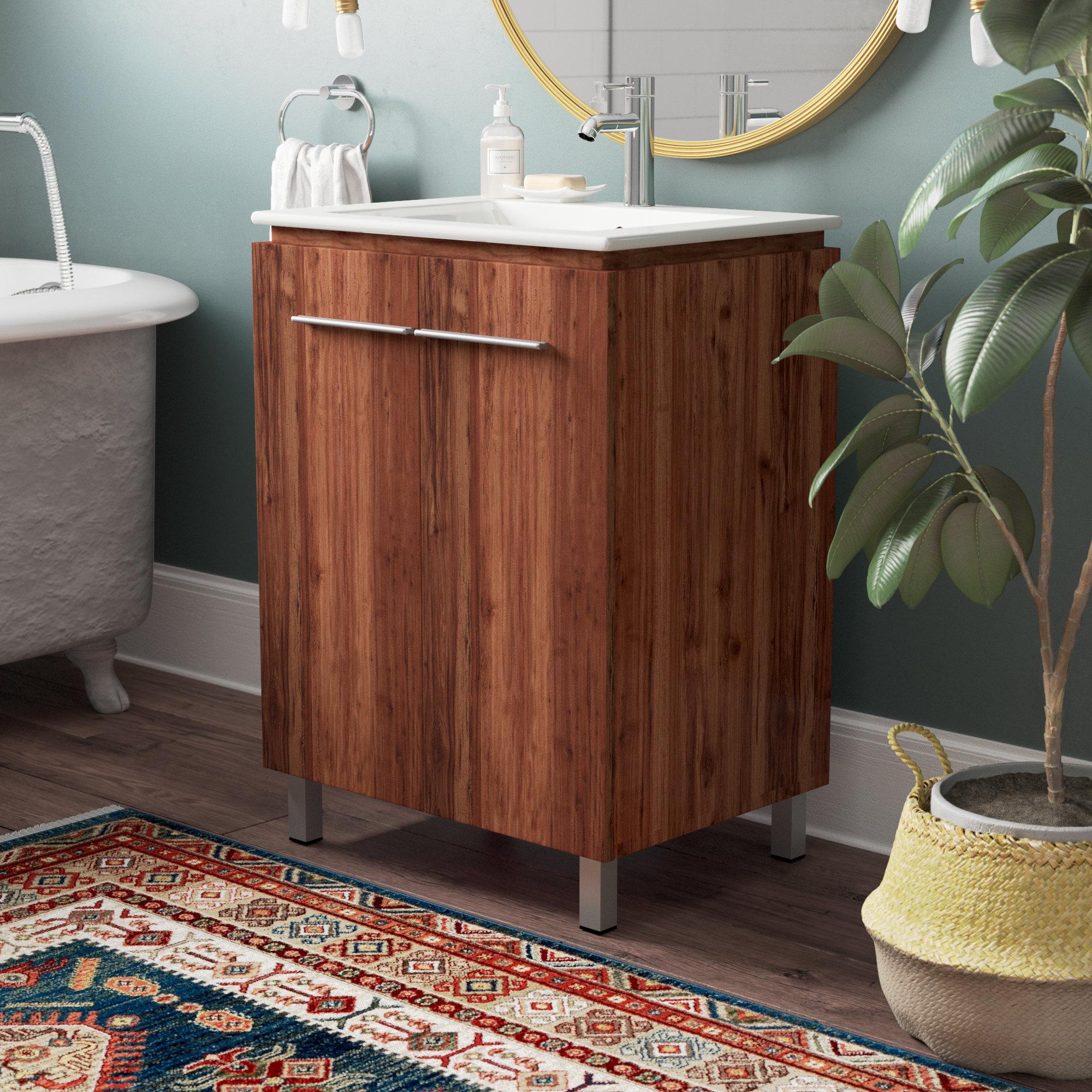 Inspiration about Modern & Contemporary Kattie 4 Door Accent Cabinet | Allmodern With Regard To Latest Kattie 4 Door Cabinets (#16 of 20)