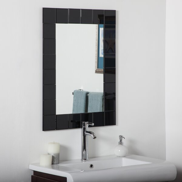 Inspiration about Modern & Contemporary Modern Rectangular Wall Mirror | Allmodern Intended For Pennsburg Rectangle Wall Mirrors (#7 of 20)